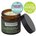 Antipodes Avocado Nourishing Night Cream 60mL ** 2012 Award Winner **