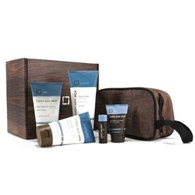 Every Man Jack Shave Kit with bonus Toiletry Bag