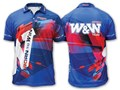 Win&Win 2015 Official Archer Shirts Red