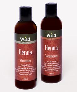Wild Henna Shampoo And Conditioner From 13 95 Lowimpactliving