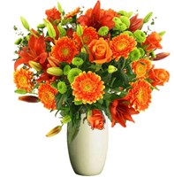 Seasonal Orange Mix, From $55