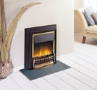 Dimplex Cheriton CHT20LE 2kw freestanding electric fire with LED flame effect - £199