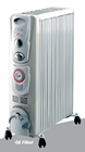Rapid 2kW Portable Oil Filled Radiator