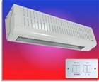 Consort Claudgen HE8333 9kw Extra Wide Air Curtain-Single or Three Phase