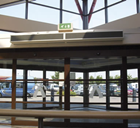 Dimplex DAB20A 2 x 1m Ambient 1 phase Air Curtain from the DAB Range