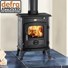 Clarke Wentworth 5kw DEFRA approved Multi Fuel Stove