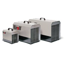 Kroll E3 3kw portable commercial fan heater