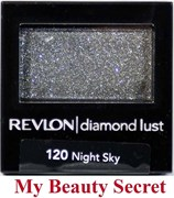 REVLON DIAMOND LUST EYESHADOW #120 NIGHT SKY