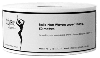 Waxing rolls. Non woven, super strong.