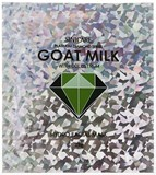 Platinum Diamond Series Goat Milk Mask with Colostrum. Pack of 5