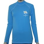 AQUA LONG SLEEVE SWIM SHIRT 2XL - 8XL