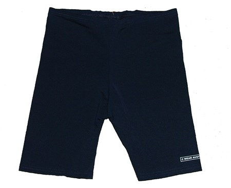 NAVY SWIM SHORTS - YOUTH