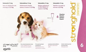 Stronghold Puppy and Kittens under 5lbs (2.5kg) - 6 Pack