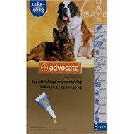 Advocate Dogs Over 55lbs (25kg) - 1 Pack