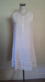 French Country Cotton Nightie FCJ122