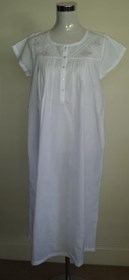 French Country Cotton Nightie FCL116