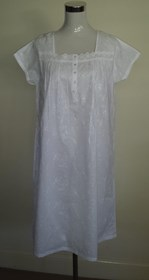 French Country Cotton Nightie FCL130
