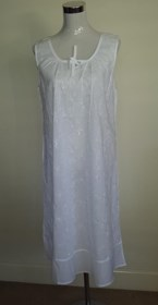 French Country Cotton Nightie FCL132