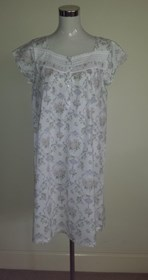 French Country Cotton Nightie FCL104
