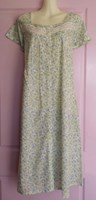 French Country Pure Cotton Voile Brunch Coat FCD116V