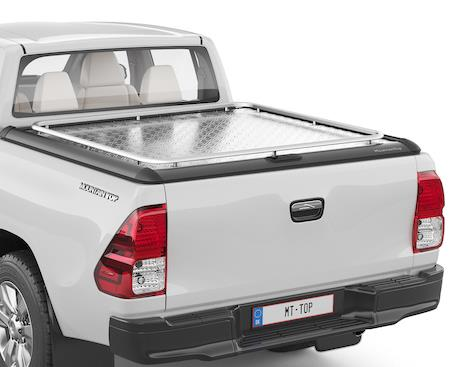 Mountain Top Style Hd Aluminium Tonneau Cover Toyota Hilux Double Cab Up Country 4x4 And Pick Up Accessories Shop
