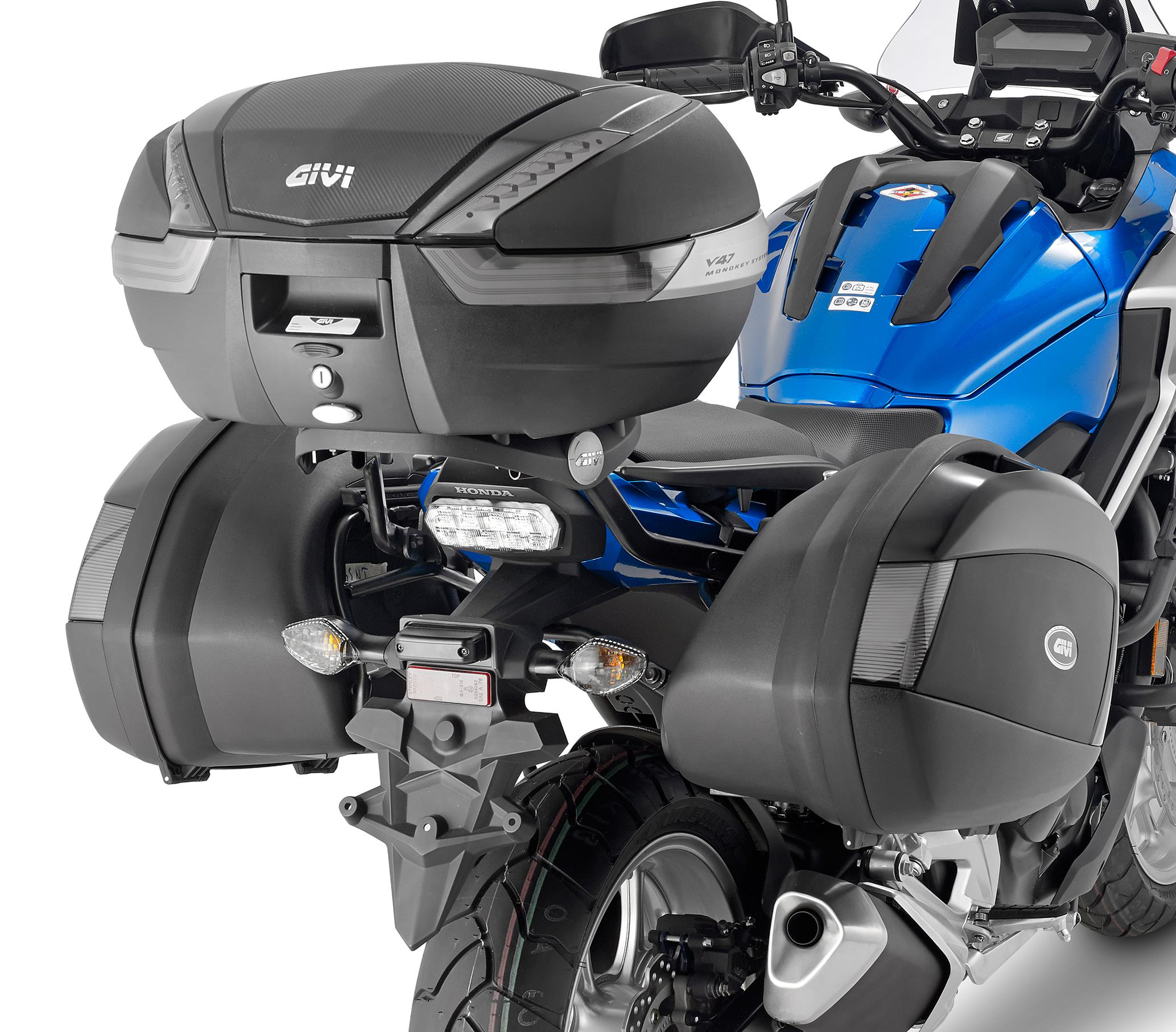 Motorcycle Parts In Germantown Mail: Givi PLX1146 V35 Pannier Holders