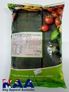 BACON TOMATO & ONION Gourmet Sausage Meal/Premix/Seasoning 1.25kg Bag