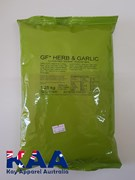 HERB AND GARLIC Gourmet Sausage Meal/Premix/Seasoning 1.25kg Bag
