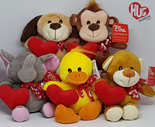 Little Lovable Hugs 14cm