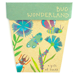 Bug Wonderland Gift of Seeds - Gift Card