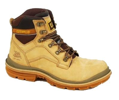 d71cfaae32f S3 - SRC - Caterpillar Generator Honey Safety Boots - Conforms to EN ISO  20345 S3 SRC - Steel Toe Caps and Midsole - Pair - FS-P713215