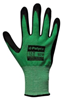 All Green Protective Gloves