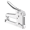 Durable Chrome Arrow Stample Gun Tacker T50 M - For use with T50 6, 8, 10, 12mm Staples - [AM-L50031]