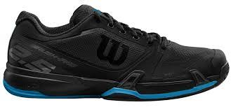 separation shoes 3f81d 574b0 Wilson Rush Pro 2.5 Mens All Court Tennis Shoes WRS325330 black hawaiian  surf, Sale  129.95 US10.5 only