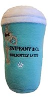 Sniffany & Co Golightly Latte Dog Toy