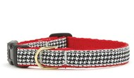 Houndstooth Teacup Dog Collar