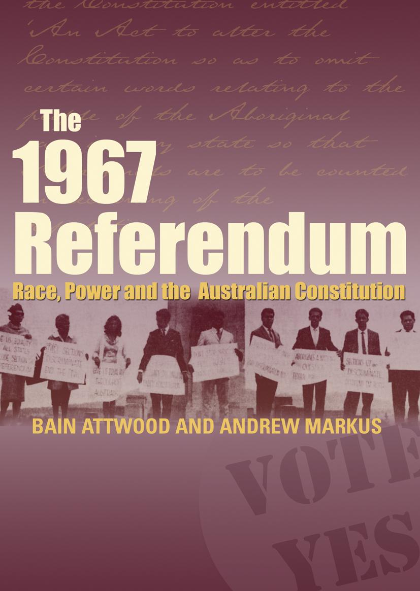 1967 Referendum The Race Power And Australian Constitution