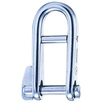 Wichard Key Pin Shackle with Bar D8