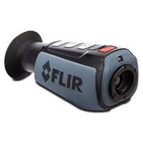 FLIR Ocean Scout 320 x 256, 17: Field of View (Detect man at 550m) & Video Out