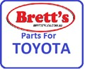 DISC ROTOR FOR TOYOTA