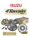 ISUZU 4 TERRAIN HEAVY DUTY CLUTCH KITS