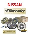 NISSAN 4 TERRAIN HEAVY DUTY CLUTCH KITS