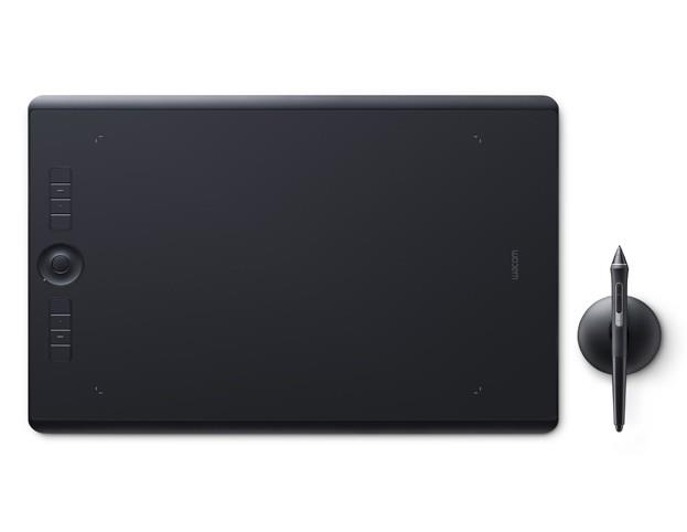 how to set up wacom intuous