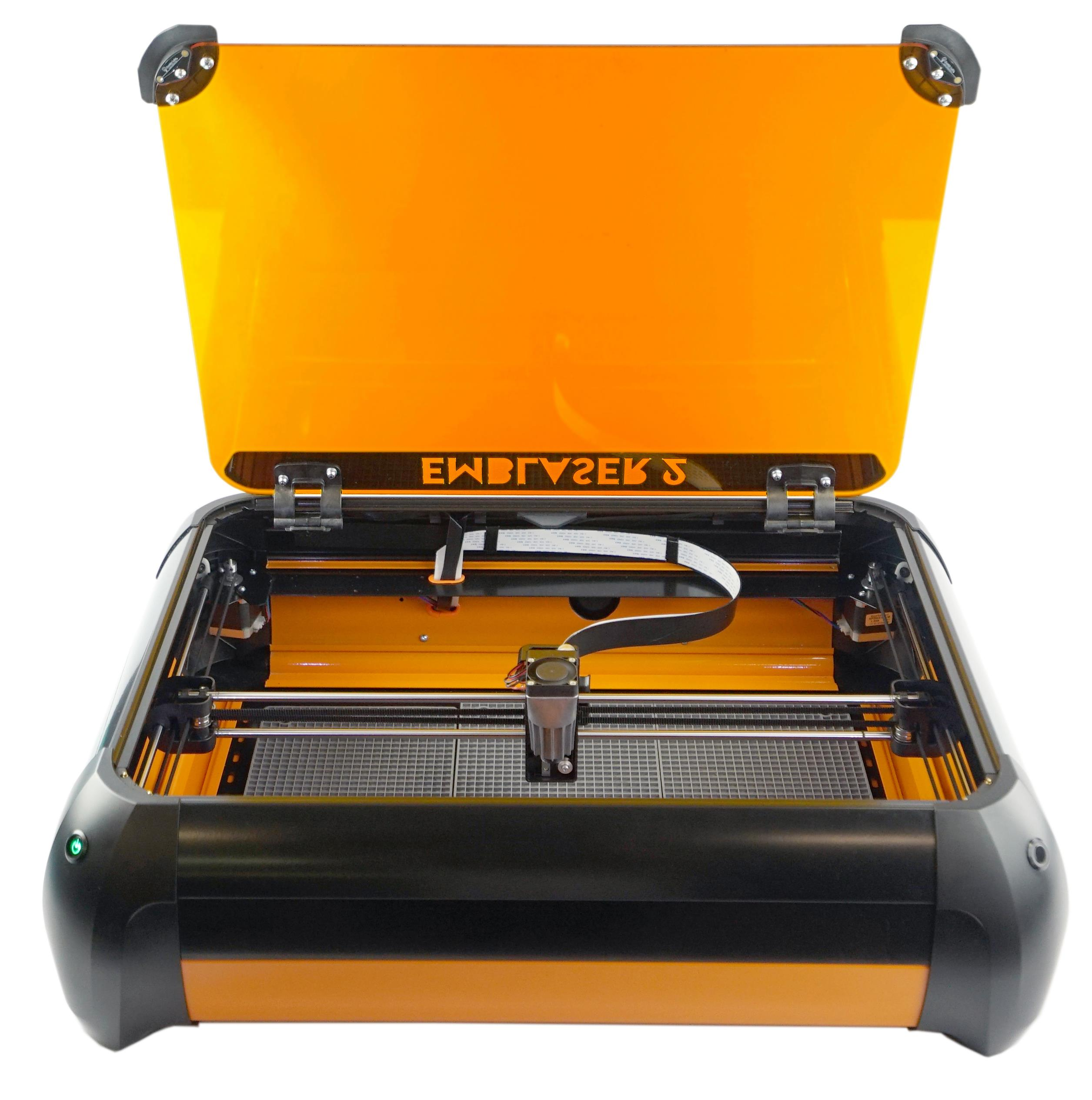 Emblaser 2 - Laser Cutter & Engraver with Air-Assist
