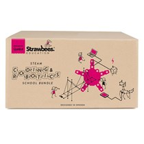 Strawbees Quirkbot School Kit