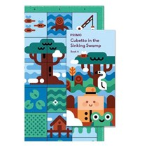 Cubetto Adventure Pack 6 - Swarmy Swamp