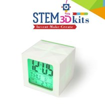 3D Printing STEM Kits - LED Digital Clock