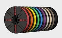 Filament 1.75mm PLA - MakerBot 10 Pack (0.9kg)