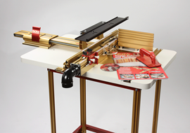 """LS Positioner 432mm (17"""") Full METRIC Joinery System - Incra"""