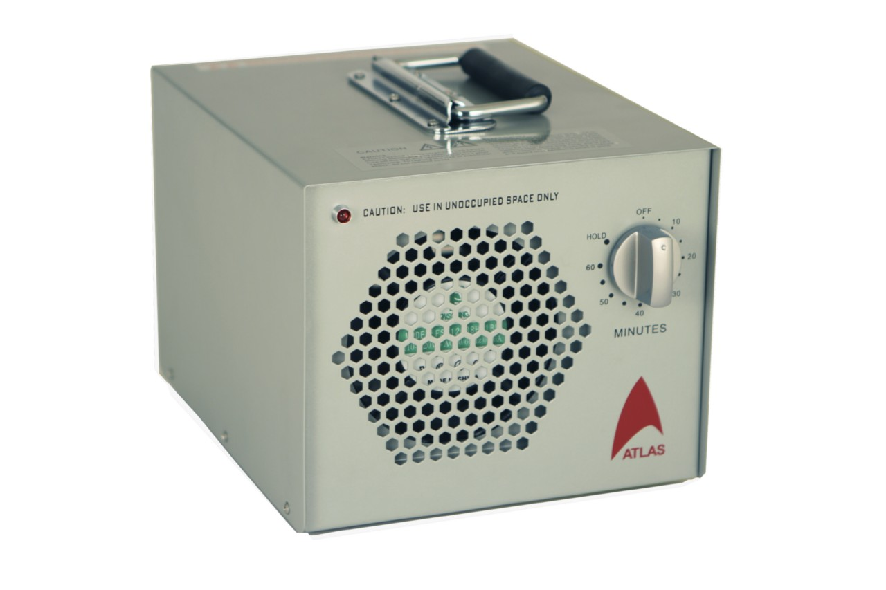 Atlas 600B Commercial Ozone Generator Air Purifier